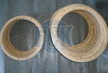 Кольца для поворотных механизмов экскаваторов